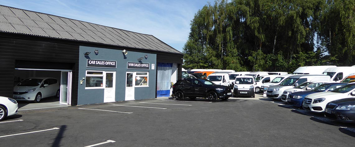 Warrington Car and Van Sales Ltd
